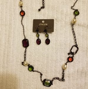 Chico Jewelry Set